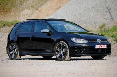 6. Volkswagen Golf R