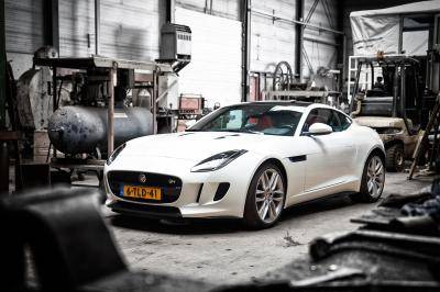 Autotest | Jaguar F-type Coupé (R)