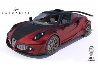 Alfa Romeo 4C Lazzarini Design
