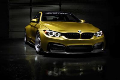 Vorsteiner BMW GTRS4