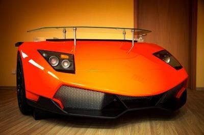 Lamborghini Racing Desk
