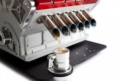 Espresso Veloce Titanio V12