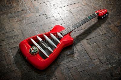 Alfa Romeo Harrison Guitar