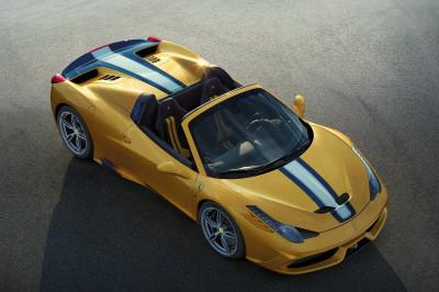 Ferrari 458 Speciale (A)