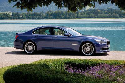 BMW Alpina B7 Bi-Turbo
