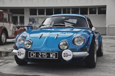 Alpine A-110