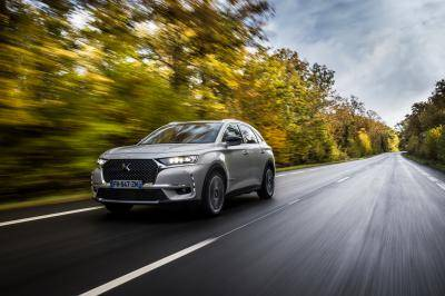 Eerste review DS 7 Crossback E-Tense 4x4 (2020)