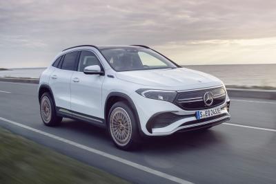 Test elektrische Mercedes EQA: Loopt-ie achter de feiten aan?