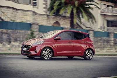 Eerste review: Hyundai i10 (2020)