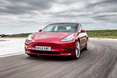 Tesla maakte in 2019 een enorme groeispurt door