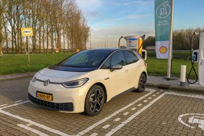 Bestverkochte elektrische auto: de Volkswagen ID.3 verovert Europa