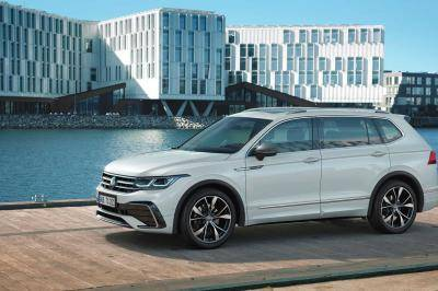 Gefacelifte Volkswagen Tiguan Allspace: de lange-benen-suv is terug
