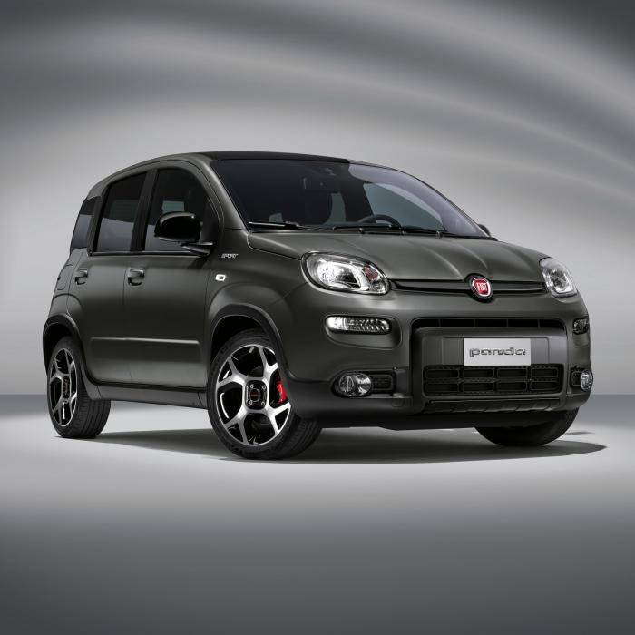 Dacht je dat de Fiat Panda Sport sportief was? Nee joh!