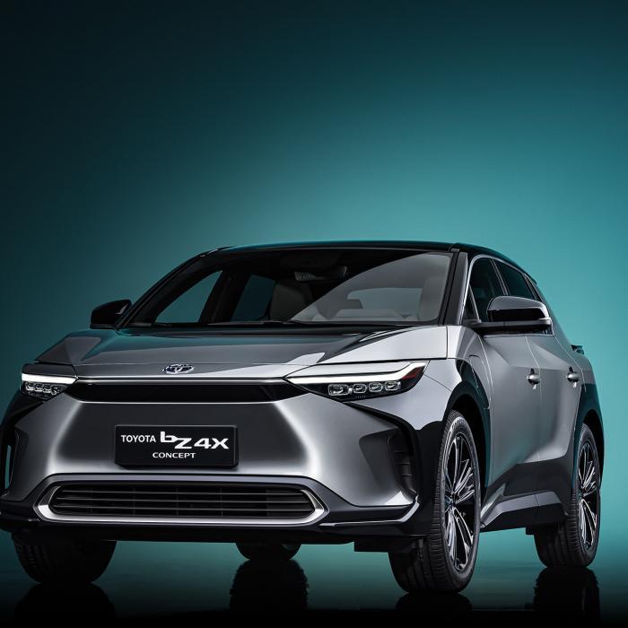 Geen hybridetechniek meer! Dit is de allereerste volledig elektrische Toyota