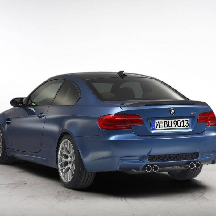 Facelift + Competition Package voor BMW M3