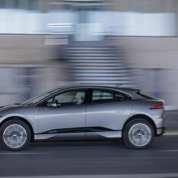 Nieuwe versie Jaguar I-Pace 16.000 euro goedkoper