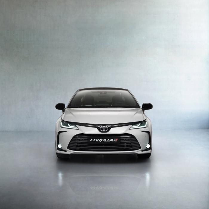 Toyota Corolla GR Sport speelt voor sportieveling