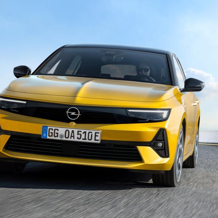 Rijden in de nieuwe Opel Astra? Dat gaat je minstens 27.000 euro kosten