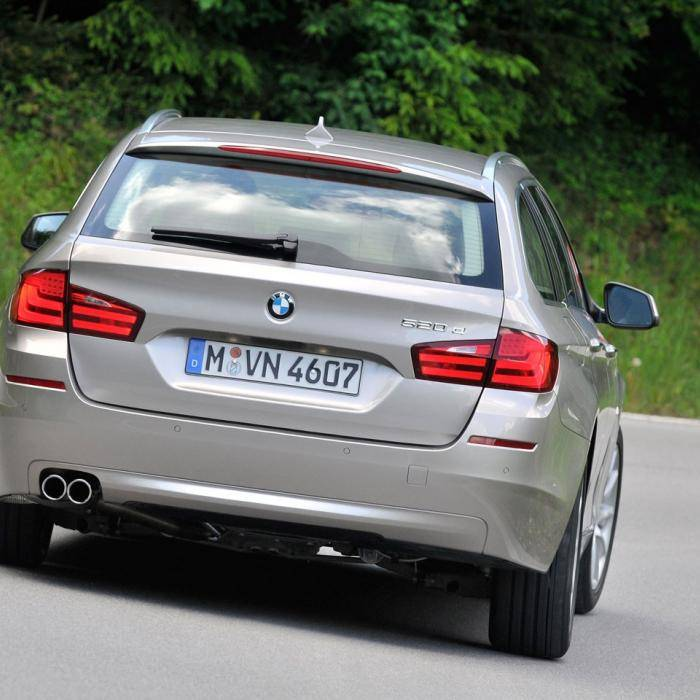 BMW 5-serie Touring (520d)