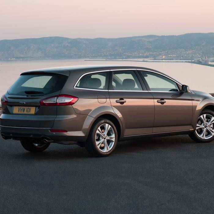 Vernieuwde Ford Mondeo onthuld