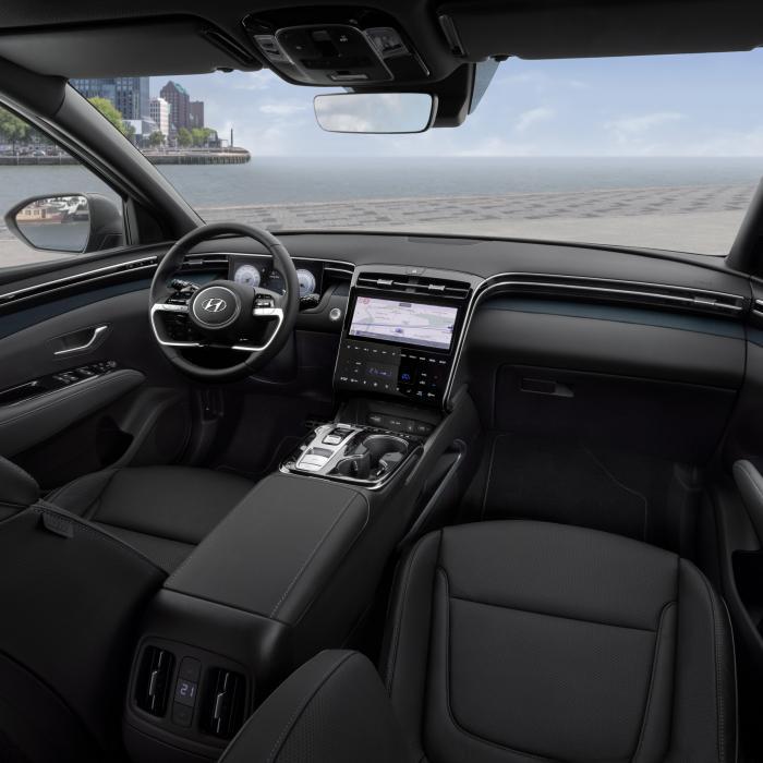 Met de Hyundai Tucson Plug-in Hybrid kom je 50 elektrische kilometers ver