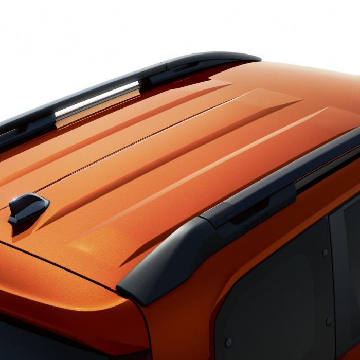 Nieuwe Dacia Jogger biedt plek voor zeven en is eerste hybride-Dacia