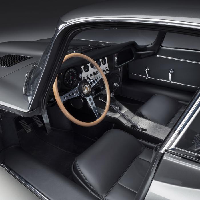 Jaguar bouwt twaalf replica's van de allereerste E-Types ooit