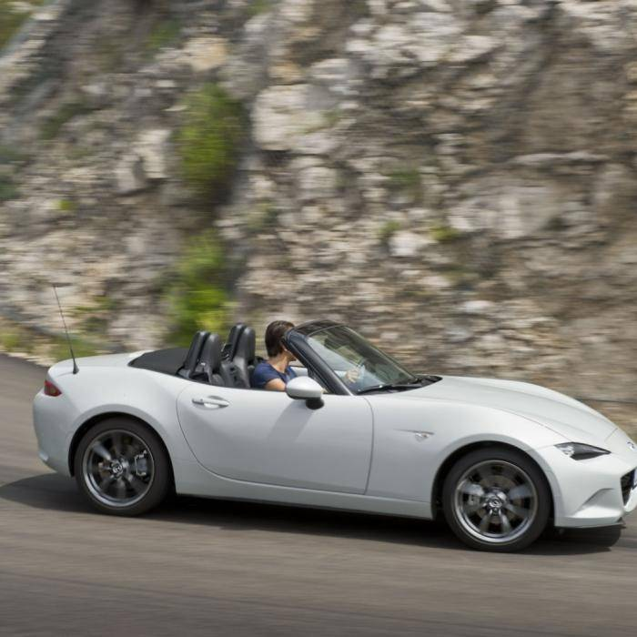 Mazda MX-5 gekroond tot World Car of The Year