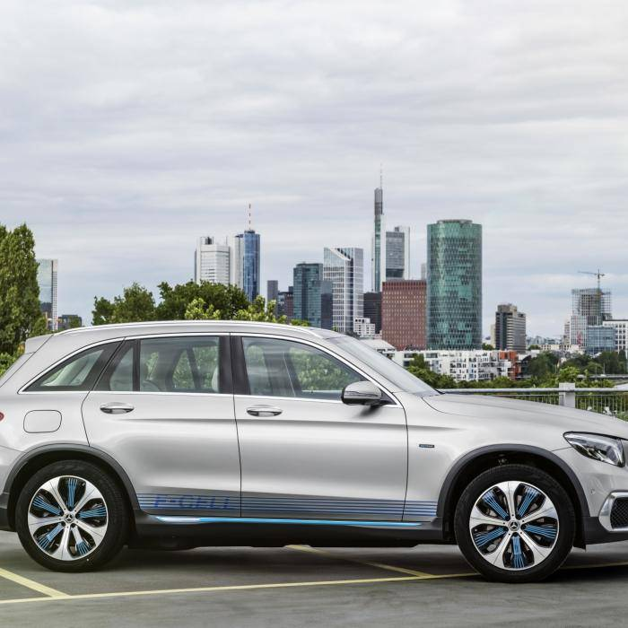 Mercedes-Benz stopt met de ontwikkeling van waterstofauto's