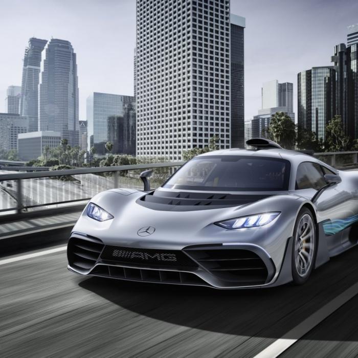 Mercedes-AMG One met Formule 1-techniek is een gebed zonder end