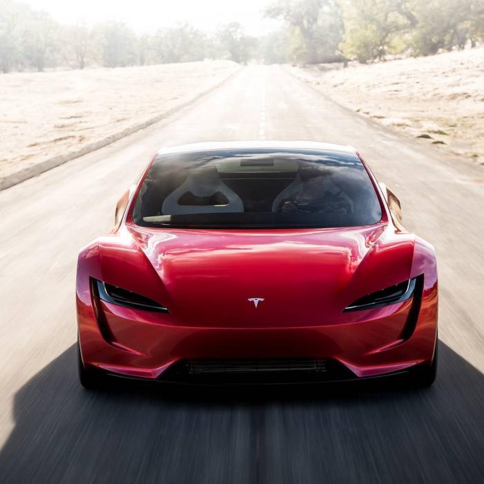 Geen verrassing! De Tesla Roadster is uitgesteld