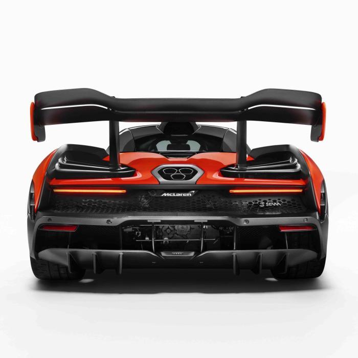 McLaren 720S en Senna zijn hot! Maar soms iets té hot
