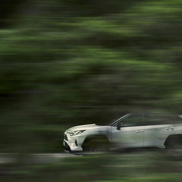 De groeistuipen van de Toyota RAV4
