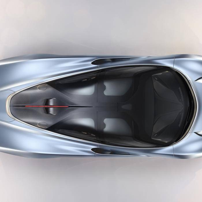 Hoe kan het dat de McLaren Speedtail zo snel is?