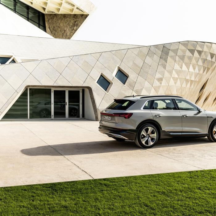 Test Audi E-tron