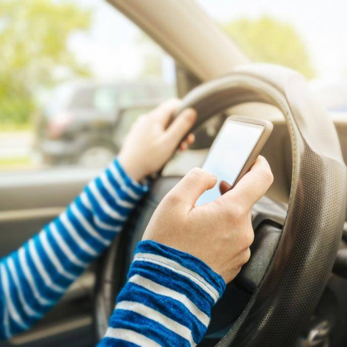 Pakkans appen achter het stuur neemt fors toe