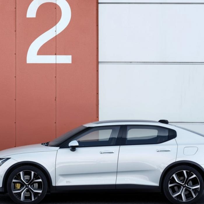 Wat nou 100 km/h? In een nieuwe Volvo mag je 180!