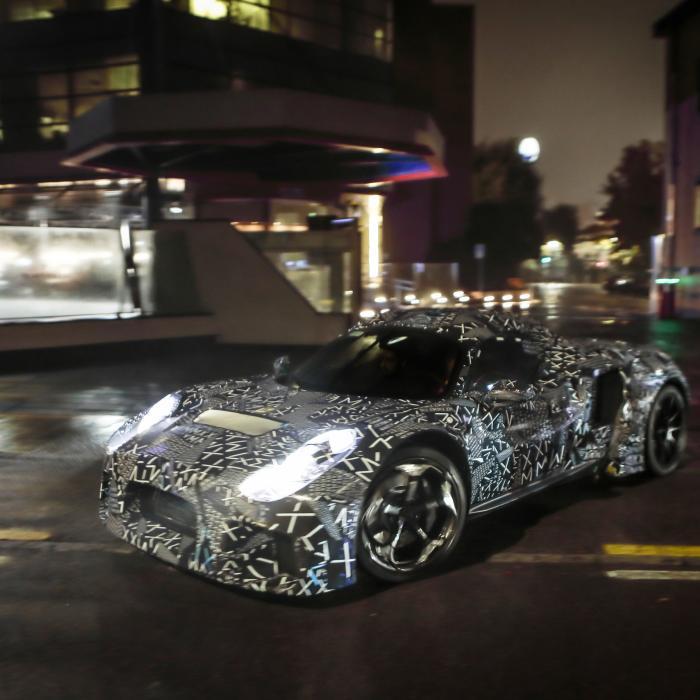 Maserati gaat racen met de aankomende MC20