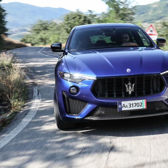 Wat vind ikzelf van de Maserati Levante Trofeo?