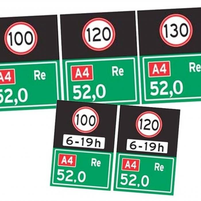 'Hogere snelheidslimiet van 130 km/h leidt niet tot meer ongelukken'