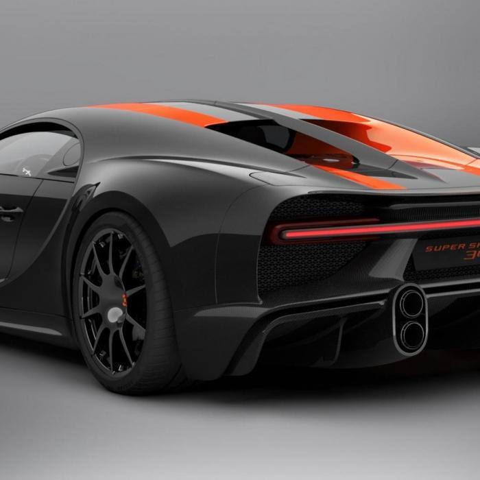 Bugatti Chiron Super Sport 300 Prototype 2019 Wallpapers: Kan De Bugatti Chiron Super Sport 300+ Ook 490 Km/h Halen