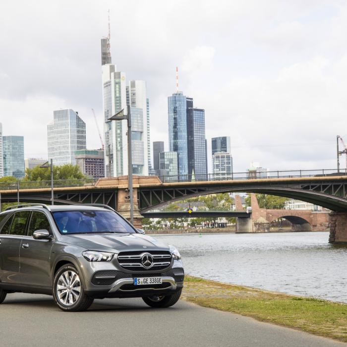Plug-in hybrides Mercedes GLC en GLE: grote SUV's, kleine slokjes