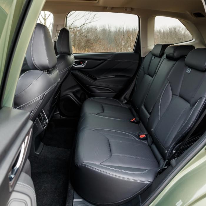 Wanneer komt de Subaru Forester e-Boxer en wat kost-ie?