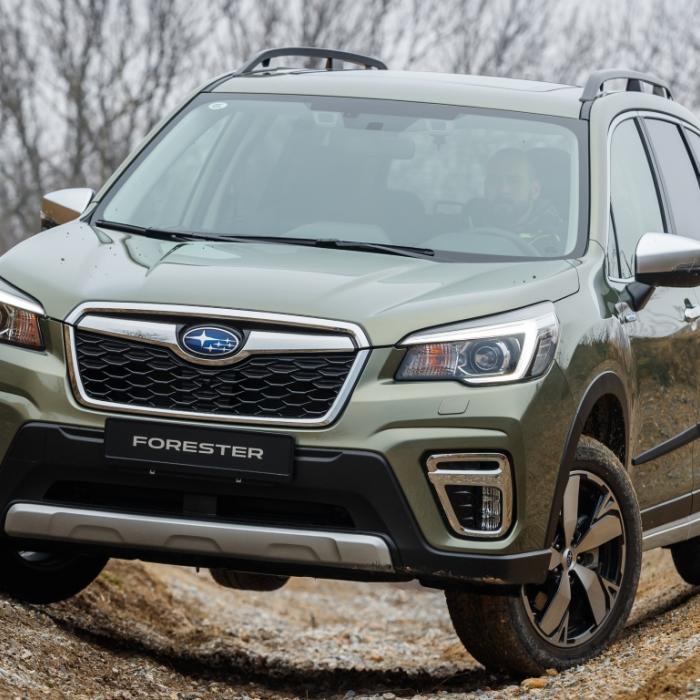 Wat kan er beter aan de Subaru Forester e-Boxer?