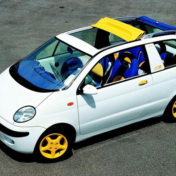 Top 8: Gerecyclede autodesigns - Zonde om weg te gooien!
