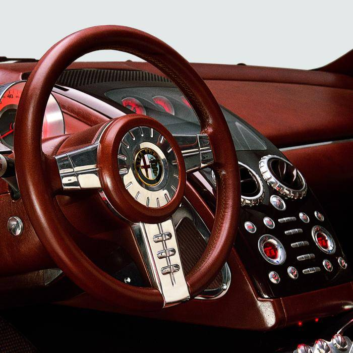 Alfa Romero Brera: hoe je van een warmbloedige sportwagen een te zware coupé maakt