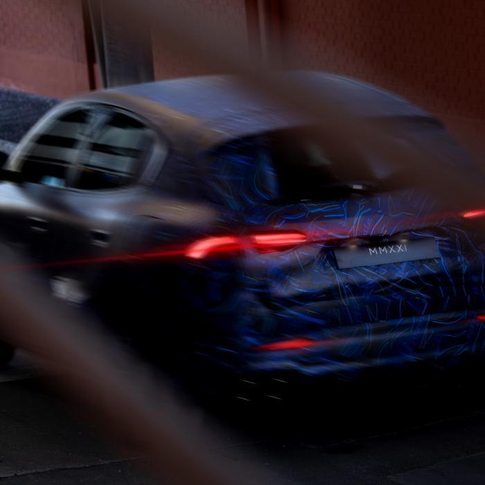 Die nieuwe Maserati Grecale is maar vaag ...