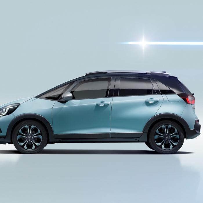 Honda Jazz: Nieuwe airbag voorkomt kopstoot van passagier