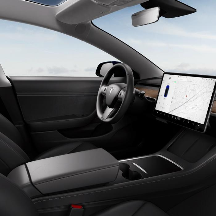 Vernieuwde Tesla Model 3 heeft nog meer actieradius