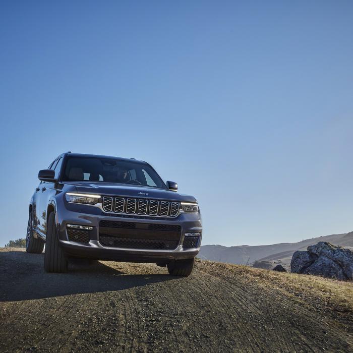 Na tien jaar is er eindelijk een nieuwe Jeep Grand Cherokee